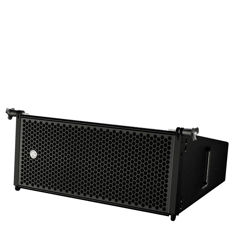 The TouringLine Compact Line Array speaker is scalable up to 12 modules in the setup and has BGV C1 certification