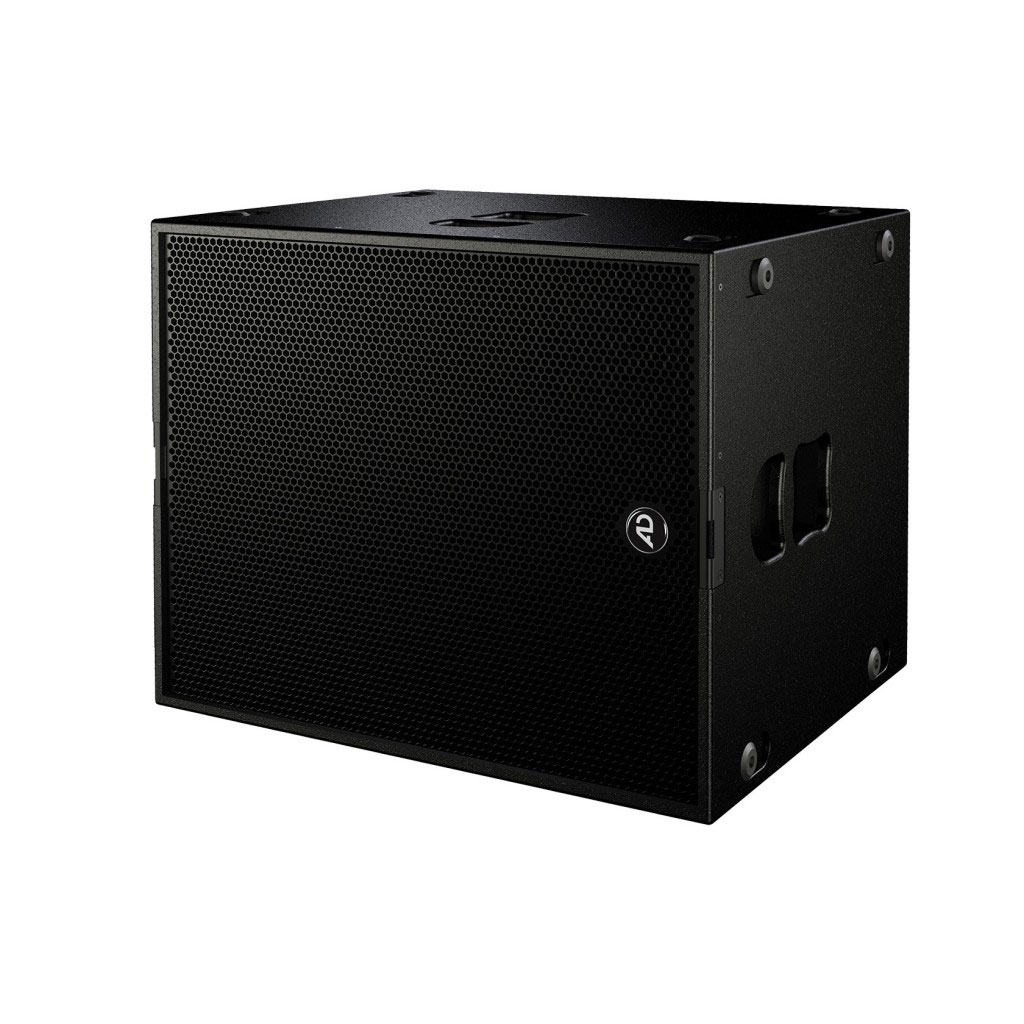 The TouringSub18 is a neodymium woofer with extremely low power compression and highest dynamics with extremely high acoustic output