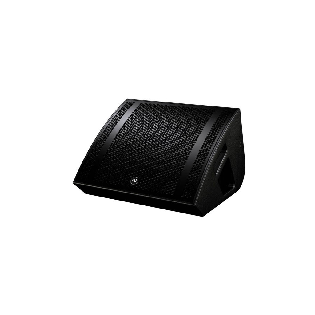 The TouringWedge12 is an efficient and acoustically neutral stage monitor for every musician and sound engineer.