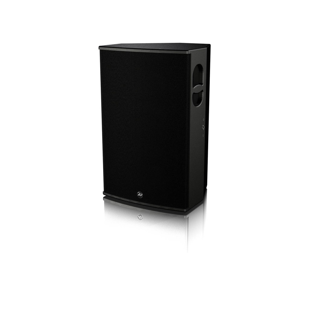 "The Flex15 is a flexible loudspeaker with a 15"" midrange chassis and 1"" horn driver combination"