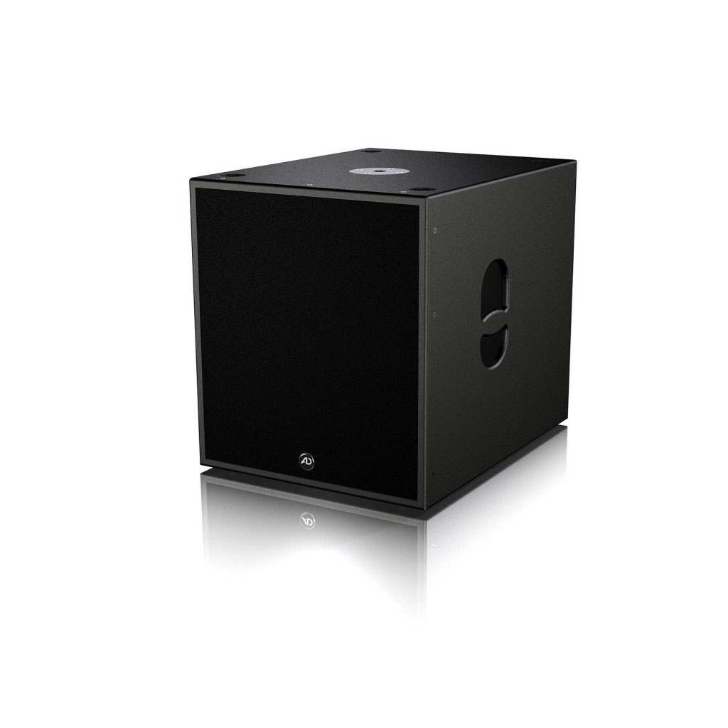 "The Flex15B is a compact bass reflex loudspeaker with 15"" neodymium long stroke loudspeaker"