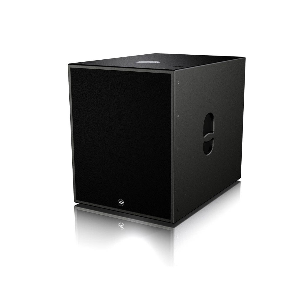 "The Flex18B with 18 ""Neodymium long stroke loudspeaker combines extremely compact dimensions with low weight"