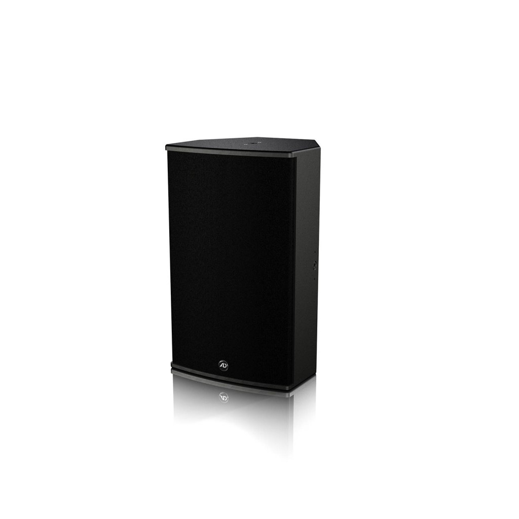 "The 12 ""low-range loudspeaker i.Flex12.1 was specially designed for fixed installations"