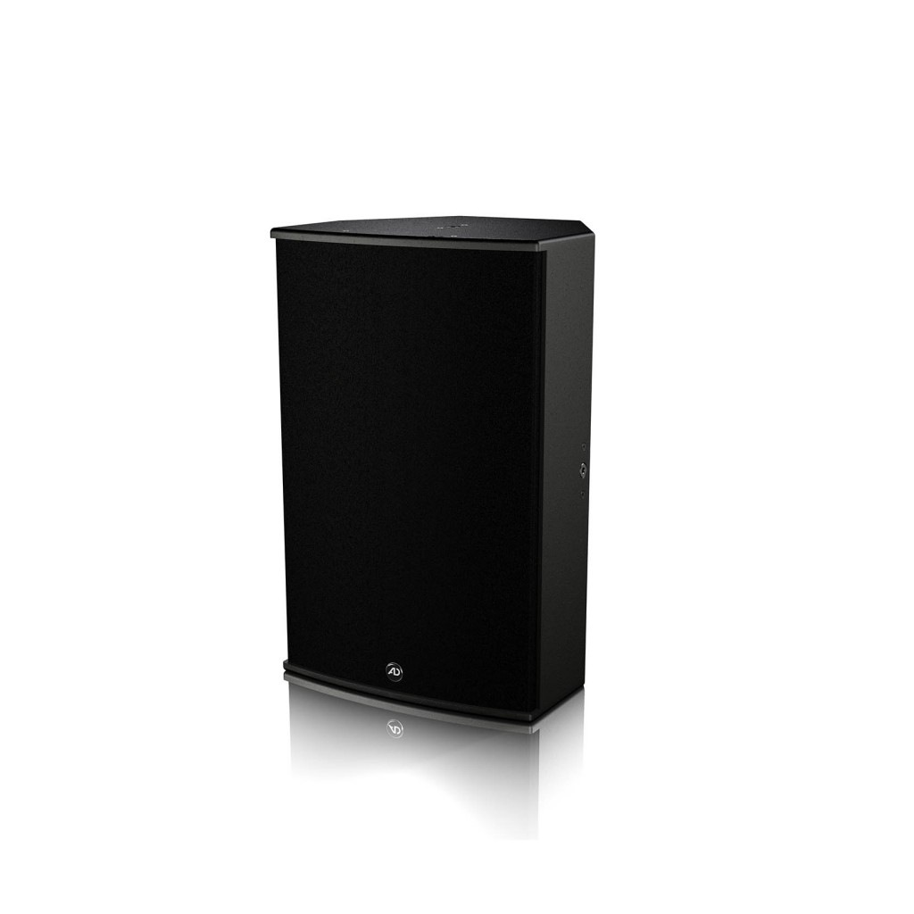 "The i.Flex15.1 is a 15 ""midrange loudspeaker with 1"" compression driver for fixed installations"