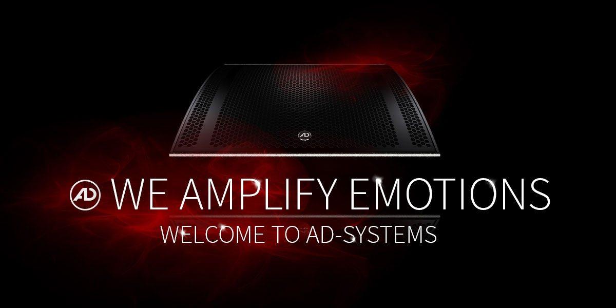 Willkommen bei AD-Systems - Ihrem professionellen Lautsprecher Hersteller