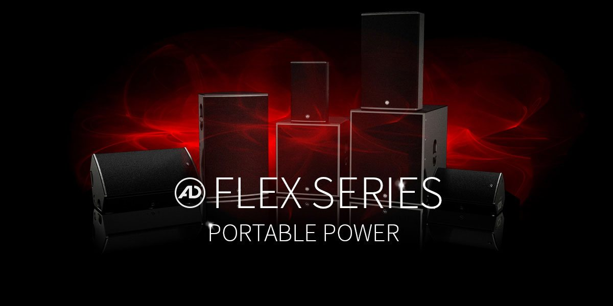 The products of the Flex-Series are versatile and innovative audio tools for professionals and zealous users