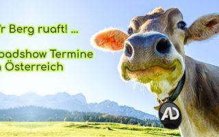 Roadshow Termine Österreich 2019