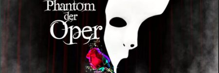 Musical The Phantom of the Opera on tour with Sticks andTLCs